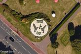 Peace in Portsmouth, England.